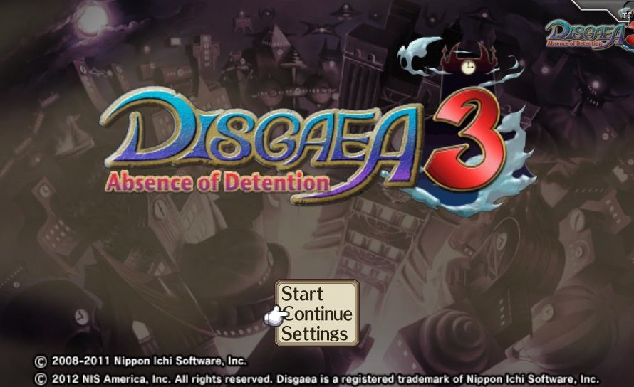 How To Access The New Disgaea 3 Vita Content Early