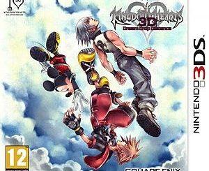 Kingdom Hearts 3D Sells Big In Japan