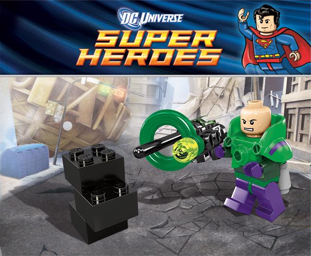 Pre-Order Lego Batman 2 At Gamestop, Get Mini Figure