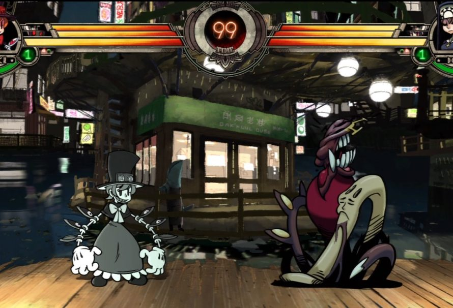 Skullgirls Hands On Gameplay