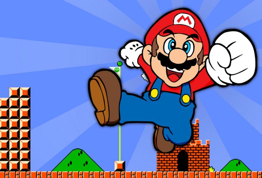 Nintendo Registers Super Mario 4 Domain Name