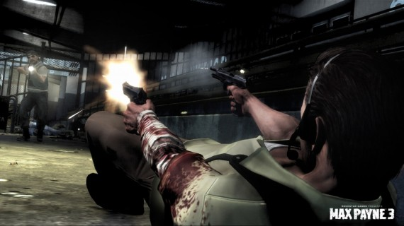 Amazon Gives $10 Rockstar Credit With Pre-Orders Of Max Payne 3