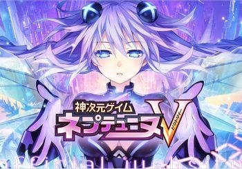 Neptunia V Site Now Online