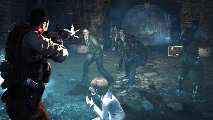 Resident Evil: Raccoon City Spec Ops DLC Trailer Revealed