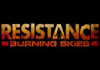 Amazon Reveals Resistance: Burning Skies Pre-Order Bonus