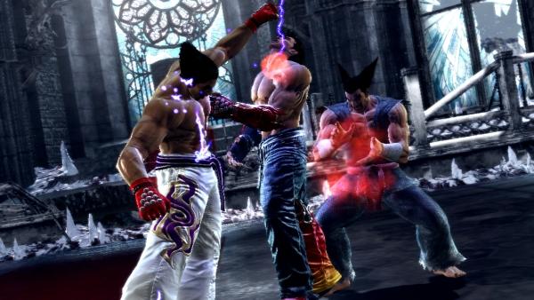 Harada Fights Namco For Free Tekken Tag Tournament 2 DLC