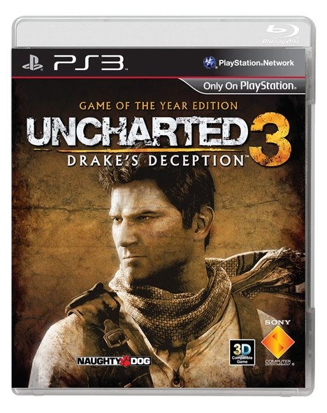 Uncharted 3 Game Of The Year Edition Announced