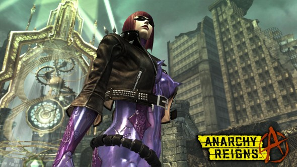 Anarchy Reigns Has Two Stories