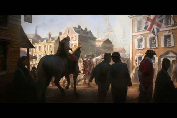 Assassin's Creed 3 Boston Demo Walkthrough Video Released
