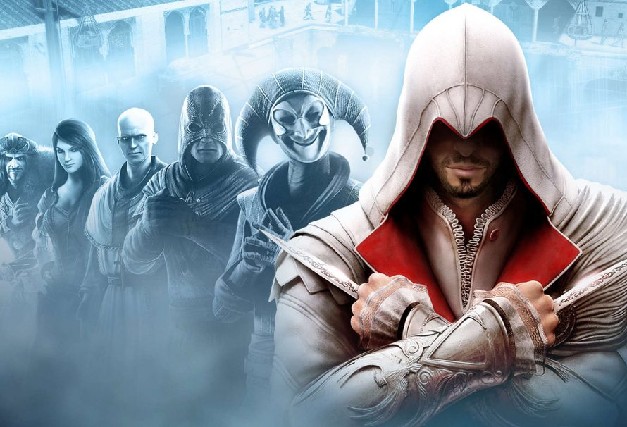 Assassin's Creed Kinect Spoof Video