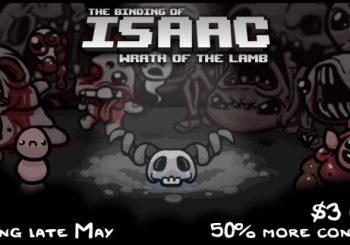 The Binding of Isaac DLC Coming This May
