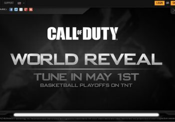 Next Call of Duty Title Set For May 1st Reveal