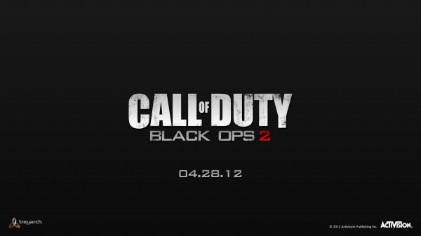Rumor: Black Ops 2 Logo and Trailer Release Date Leaked