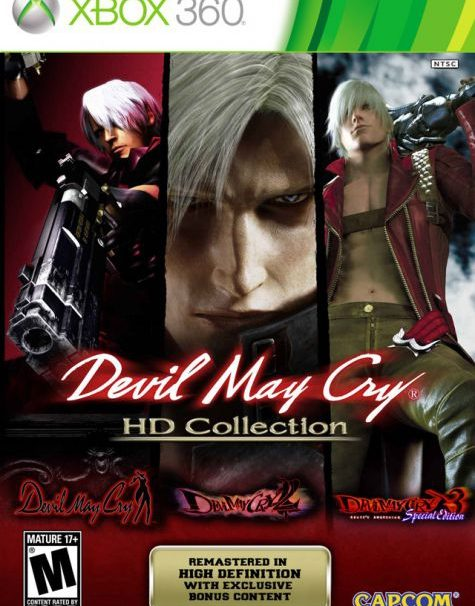 Devil May Cry HD Collection Now Available for Digital Download