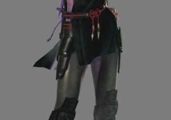 Dead or Alive 5 Character Renders