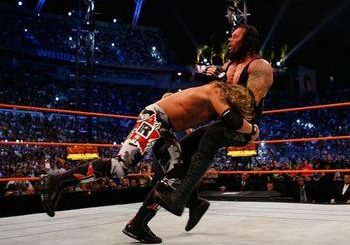 25 Ways To Use The Edge Spear In WWE '12
