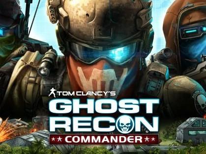 Ghost Recon: Commander Announced