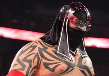 Fan-Made Lord Tensai In WWE '12
