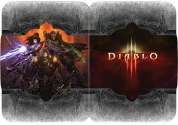 Preorder Diablo III from Future Shop For an Awesome Steelbook