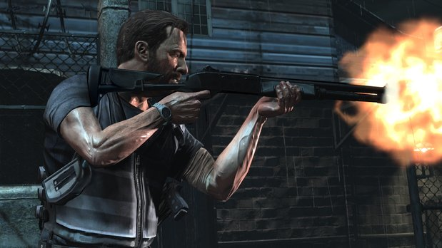 Shotguns Take Center Stage in the Latest Max Payne 3 Video
