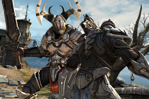 Infinity Blade is on Sale for 99 Cents