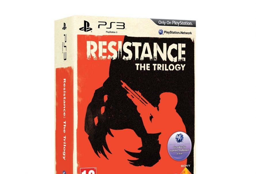 Amazon Reveals Resistance: The Trilogy