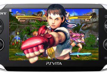 Street Fighter X Tekken Vita Players Can Fight PS3 Players