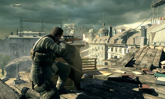 505 Games Reveals Sniper Elite V2 Demo Date