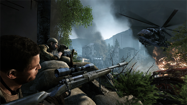 Sniper: Ghost Warrior 2 Given A Release Date