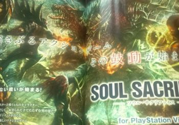 'Soul Sacrifice' for the PS Vita Revealed