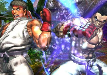 New Patch Released for Street Fighter X Tekken
