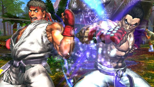 New Patch Released for Street Fighter X Tekken