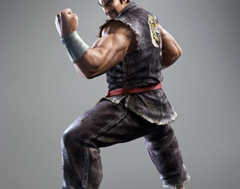 Tekken Tag Tournament 2 Character Art Released Just Push Start