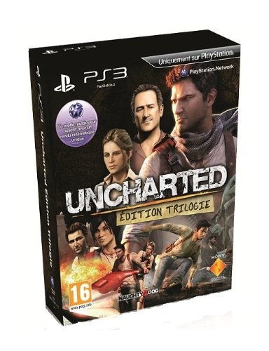 Uncharted Trilogy Available in France, Coming Soon to Europe