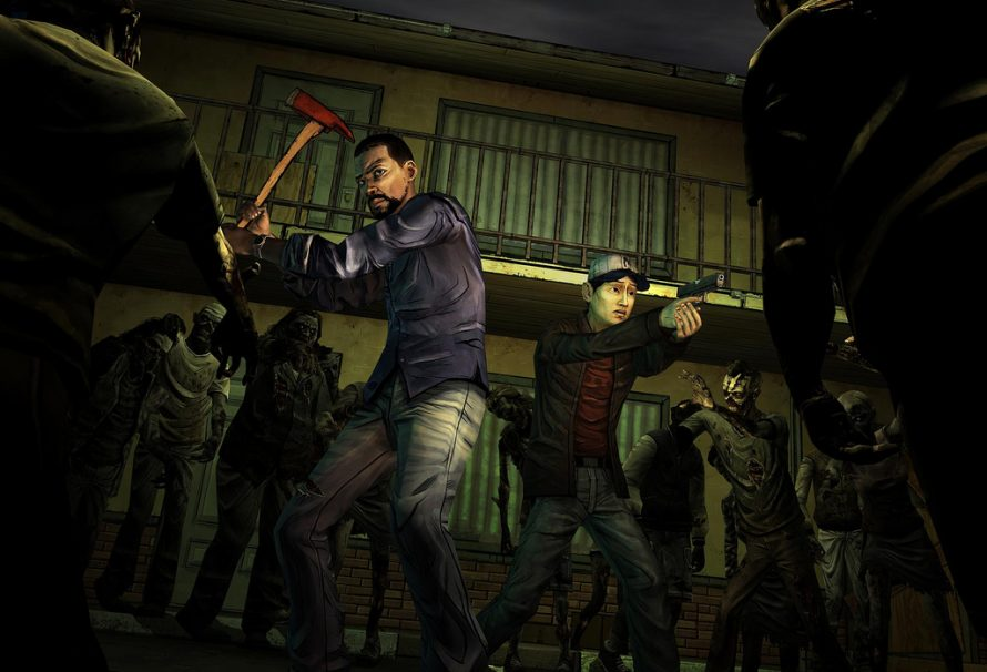 The Walking Dead Game Series Coming to PSN Tomorrow