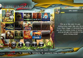 Zen Studios Announces Zen Pinball 2