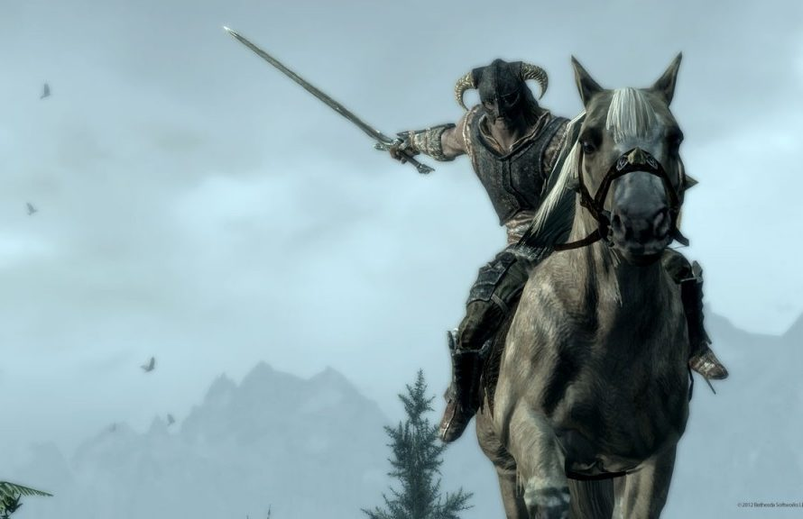 Mounted Combat is Coming to Skyrim