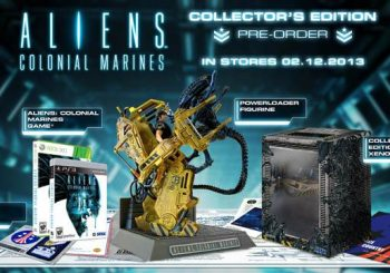 Aliens: Colonial Marines Collector's Edition Officially Announced