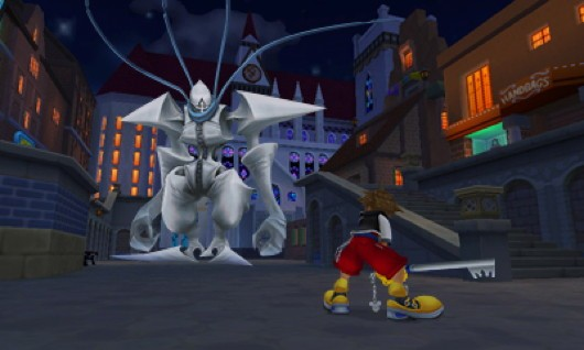 Kingdom Hearts 3D Demo Heading to the United States
