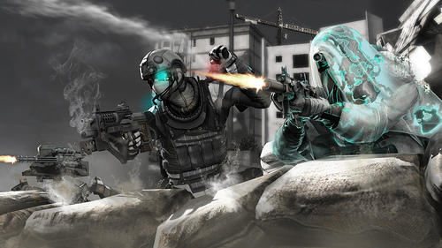Ghost Recon: Future Soldier Has a Hefty Data Install