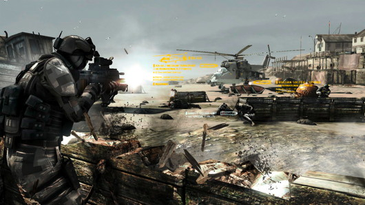New Ghost Recon: Future Soldier Trailer Introduces Bodark