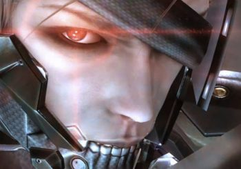 Take A Look At Metal Gear Rising's Demo Title Screen
