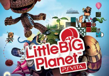 New LittleBigPlanet Vita Info Takes You Behind the Scenes