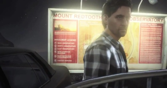 Alan Wake's American Nightmare is Headed to PC