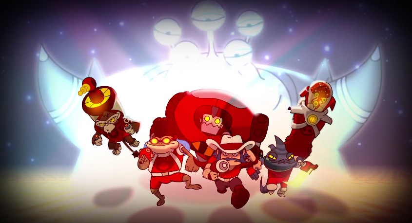 Get the Extended Awesomenauts Opening Theme Song for Free
