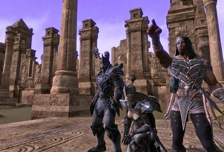 The Elder Scrolls Online's Factions and Races Have Been Revealed