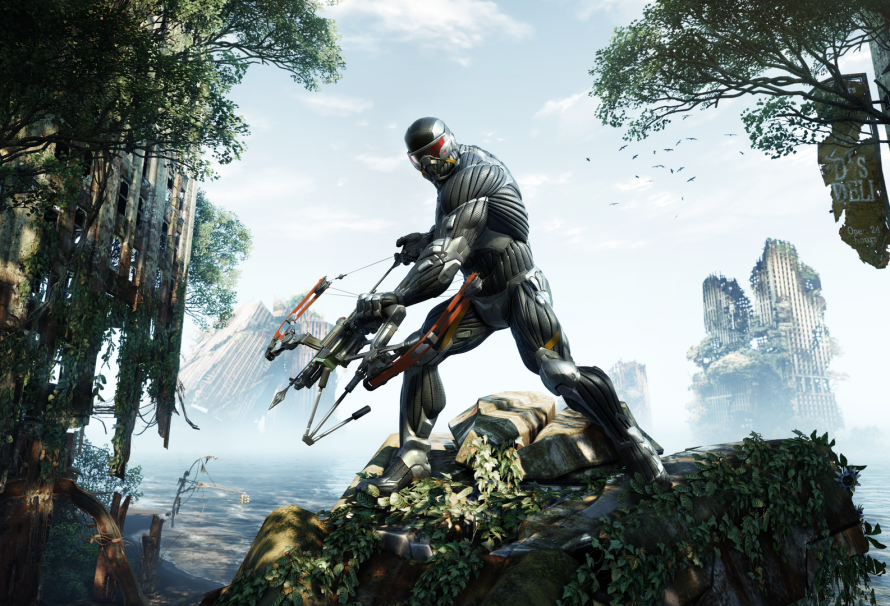Crysis 3 Gameplay Trailer Released