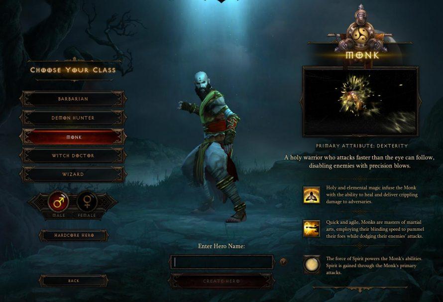 Diablo 3 is Compatible With Macbook Pros