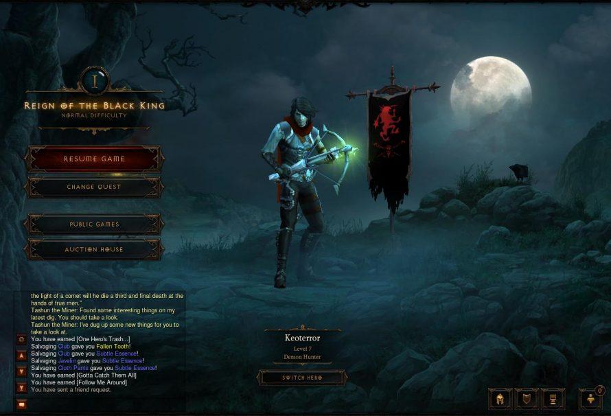 Diablo 3: North America Also Experiences A Rough Launch