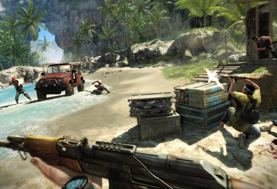 Ubisoft Releases Far Cry 3 E3 Teaser